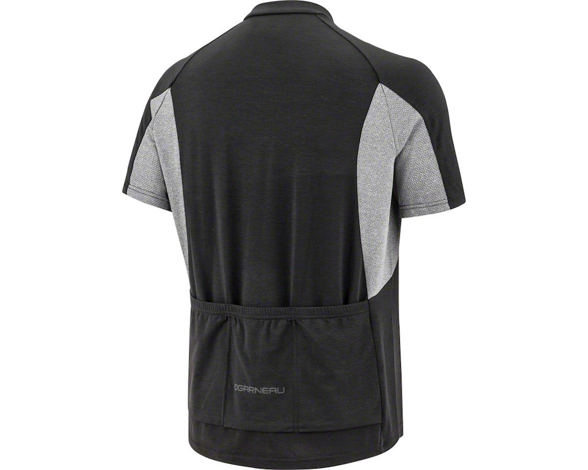 Louis Garneau Connection Jersey (Black/Grey) (S)