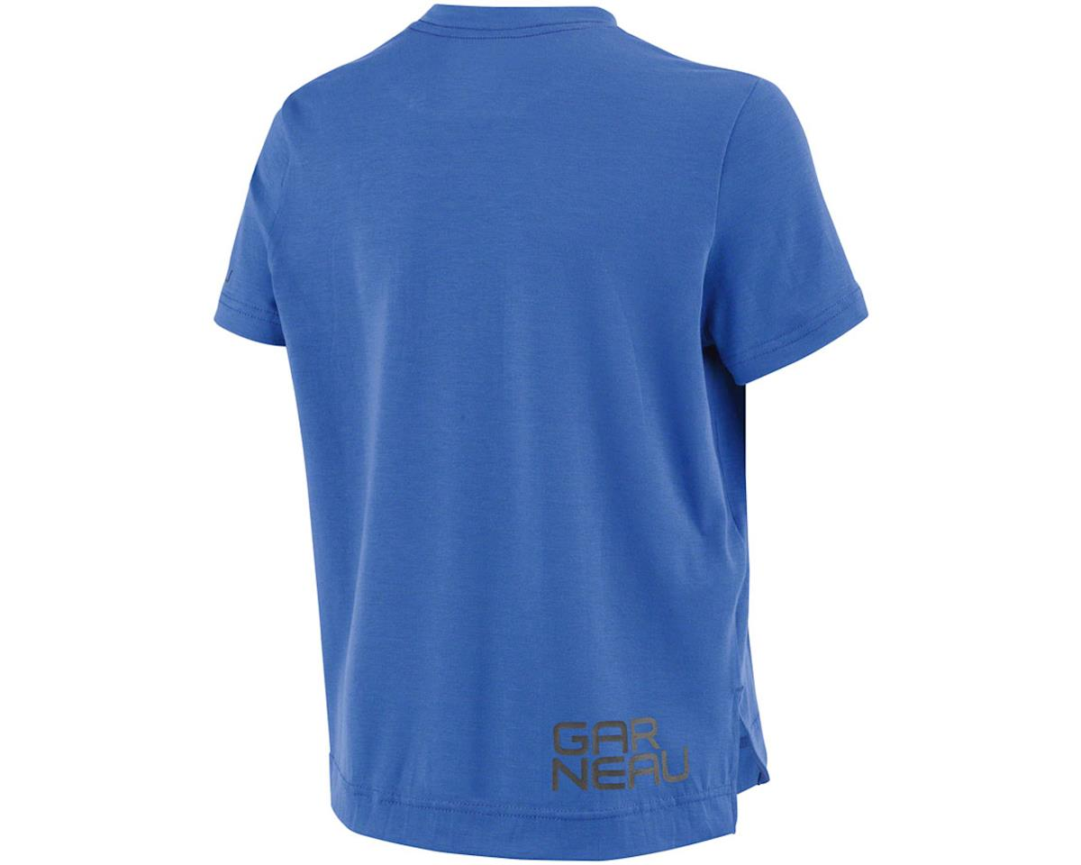 Louis Garneau T-Dirt Junior Jersey (Dazzling Blue) (Kids S)