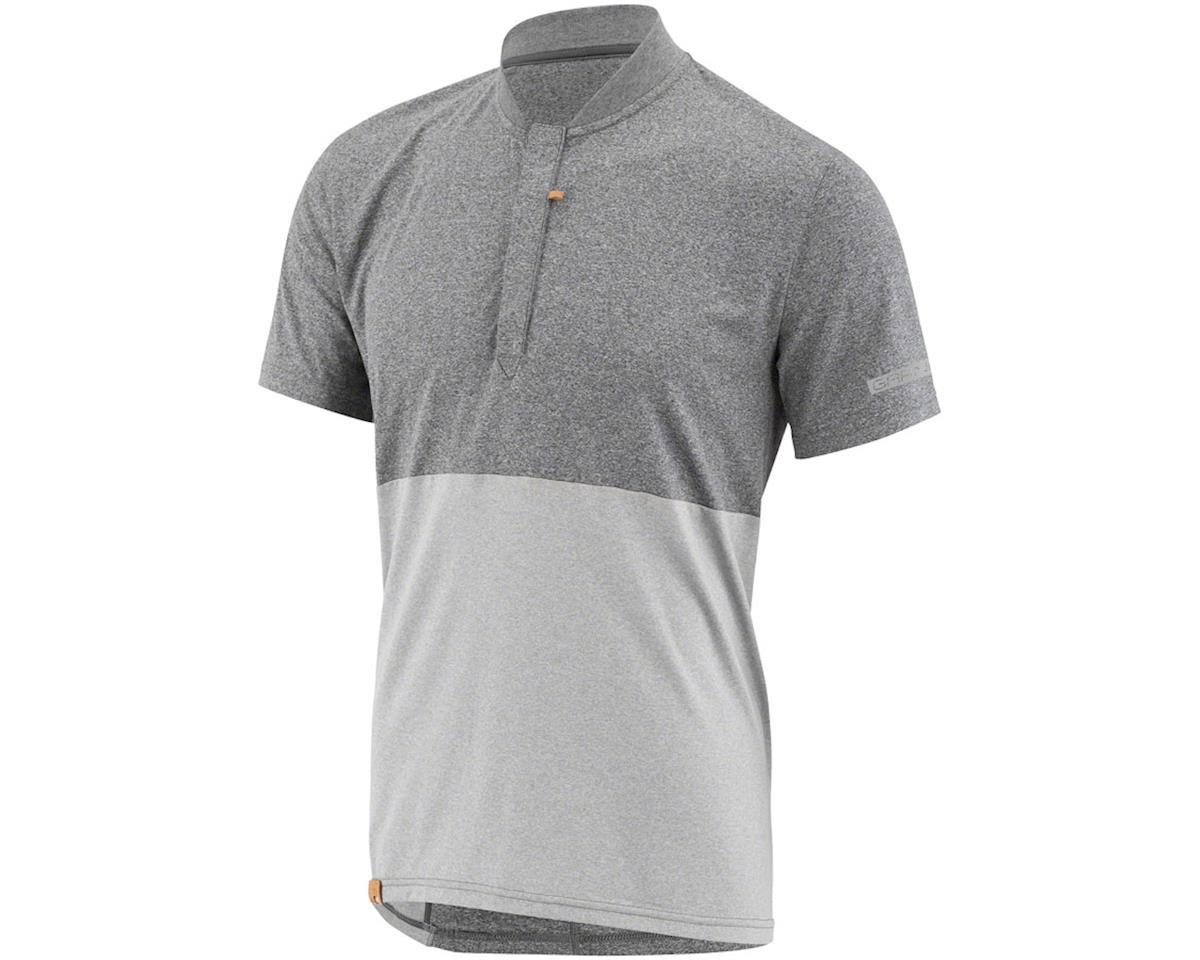 Louis Garneau London Men's Jersey (Gray/Gray) (S)