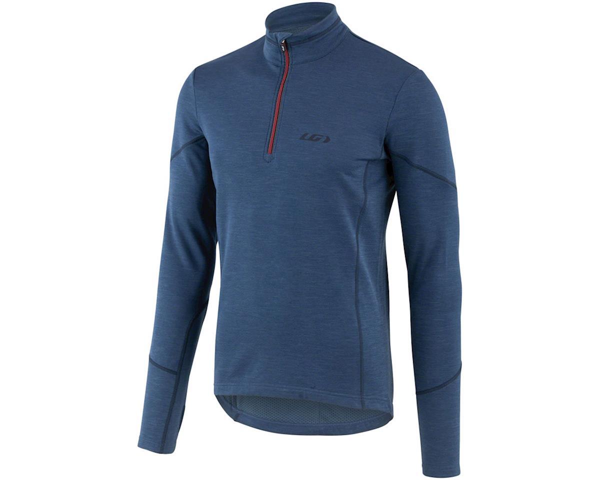 Louis Garneau Garneau Edge 2 Long Sleeve Jersey (Asphalt) (2XL)