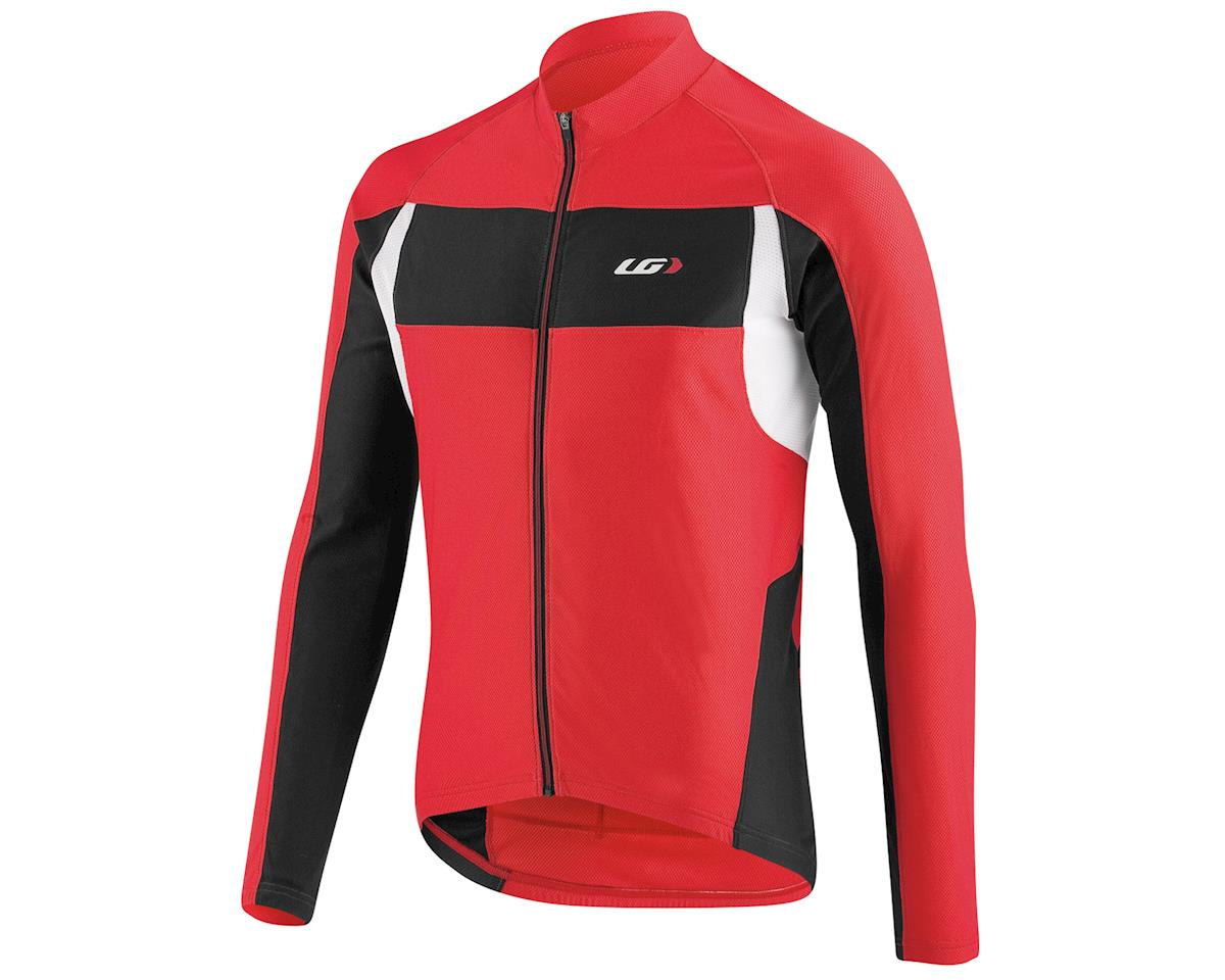 Louis Garneau Ventila SL Long Sleeve Cycling Jersey (Ginger)