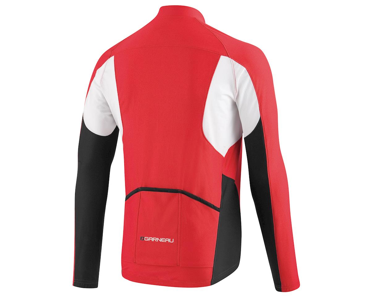 Image 2 for Louis Garneau Ventila SL Long Sleeve Cycling Jersey (Ginger)