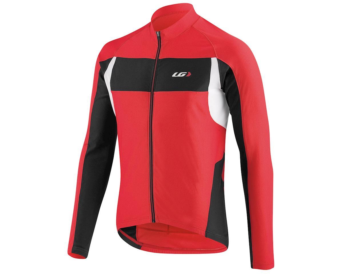 Louis Garneau Ventila SL Long Sleeve Cycling Jersey (Ginger) (S)