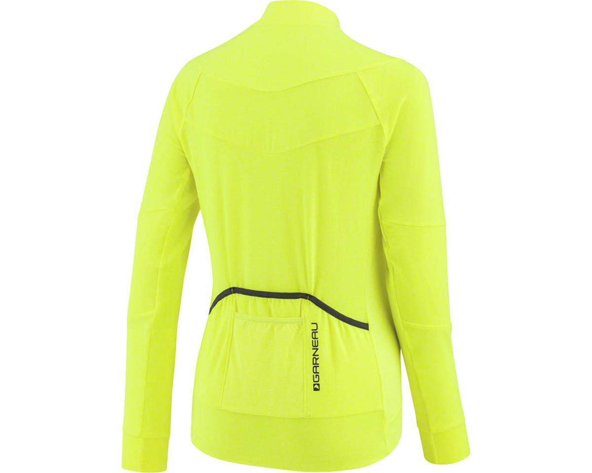 Louis Garneau Women's Beeze Jersey (Bright Yellow) (M)