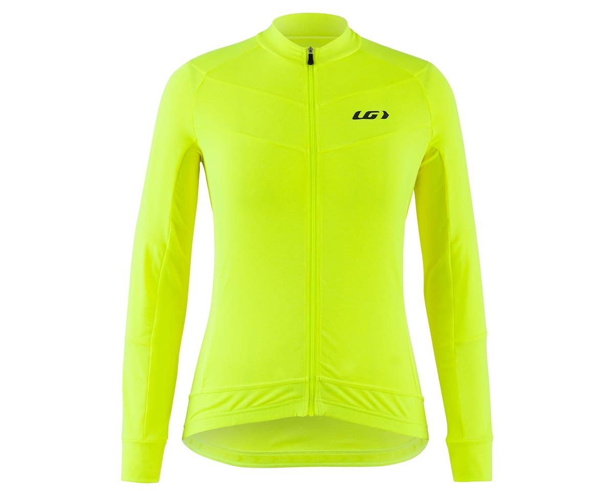 Louis Garneau Women's Beeze Jersey (Bright Yellow) (XS)