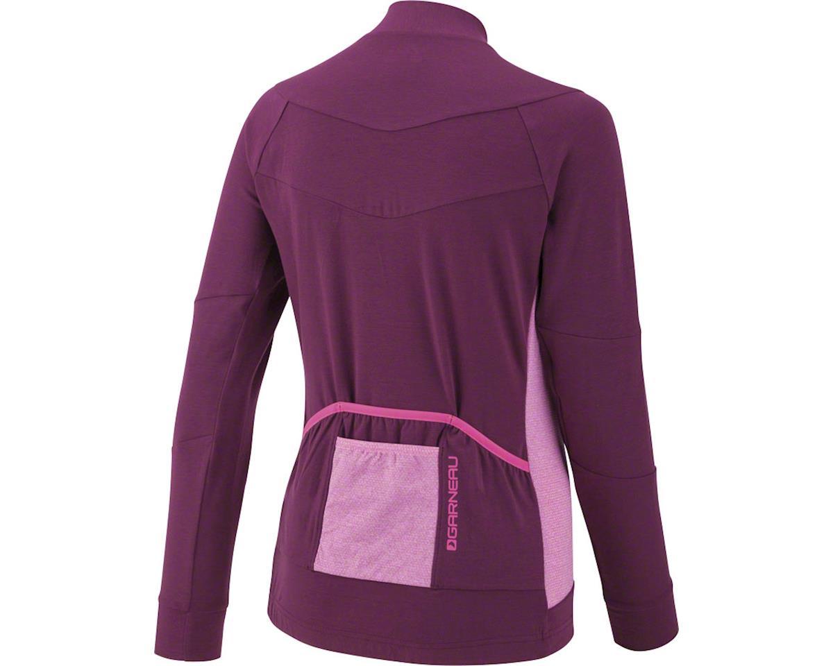 Louis Garneau Women's Beeze Jersey (Magenta Purple) (L)
