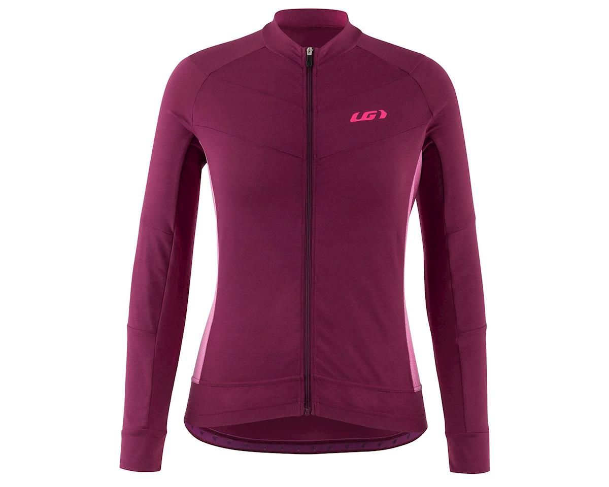Louis Garneau Women's Beeze Jersey (Magenta Purple) (2XL)