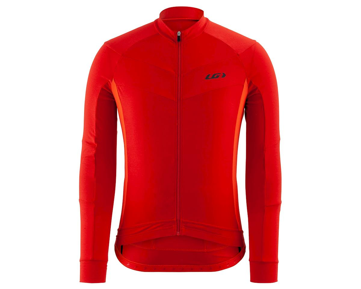 Louis Garneau Lemmon Long Sleeve Jersey (Barbados Cherry) (2XL)