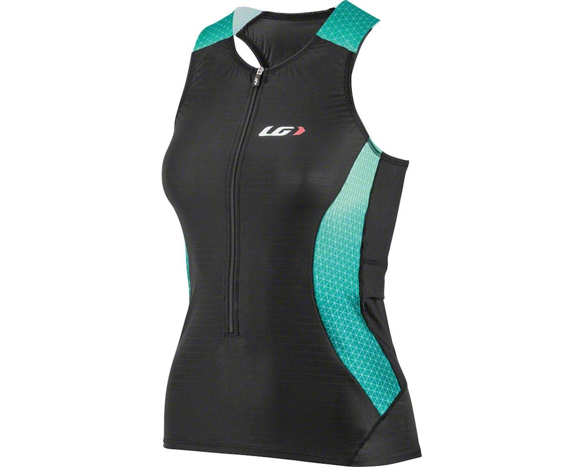 Garneau Pro Carbon Sleeveless Women's Top: Tropical 2XL
