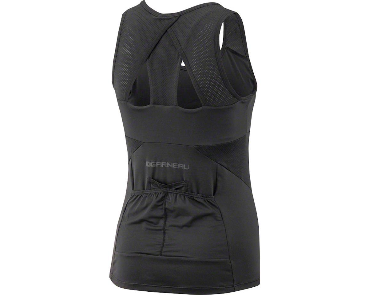 Louis Garneau Women's Lea Tank Top (Black) (XL)