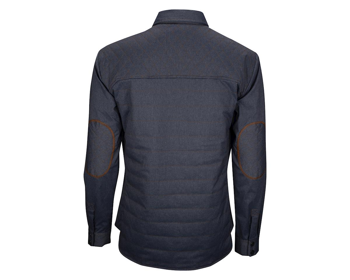 Louis Garneau Venture Long Sleeve Shirt (Grey) (S)