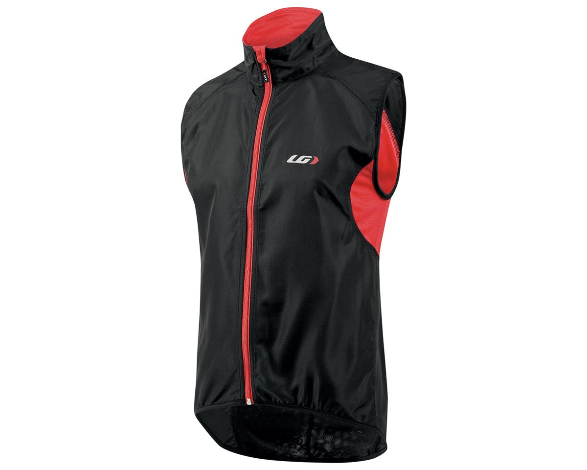 Nova Bike Vest (Black/Red)