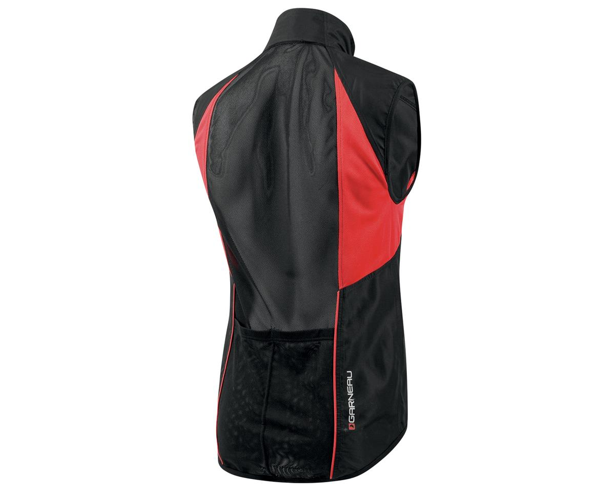 Louis Garneau Nova Bike Vest (Black/Red)