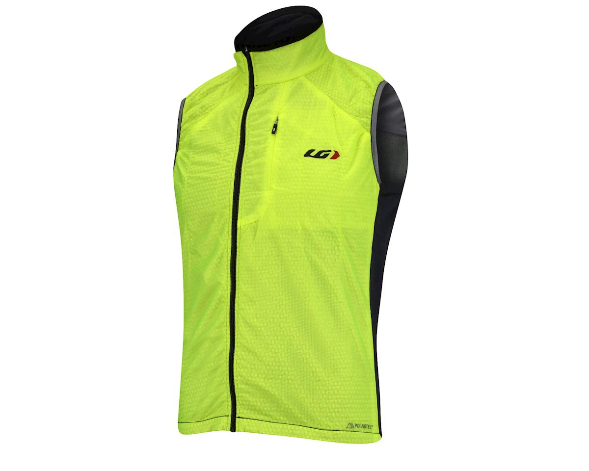 Louis Garneau Alpha Cycling Vest (Bright Yellow)