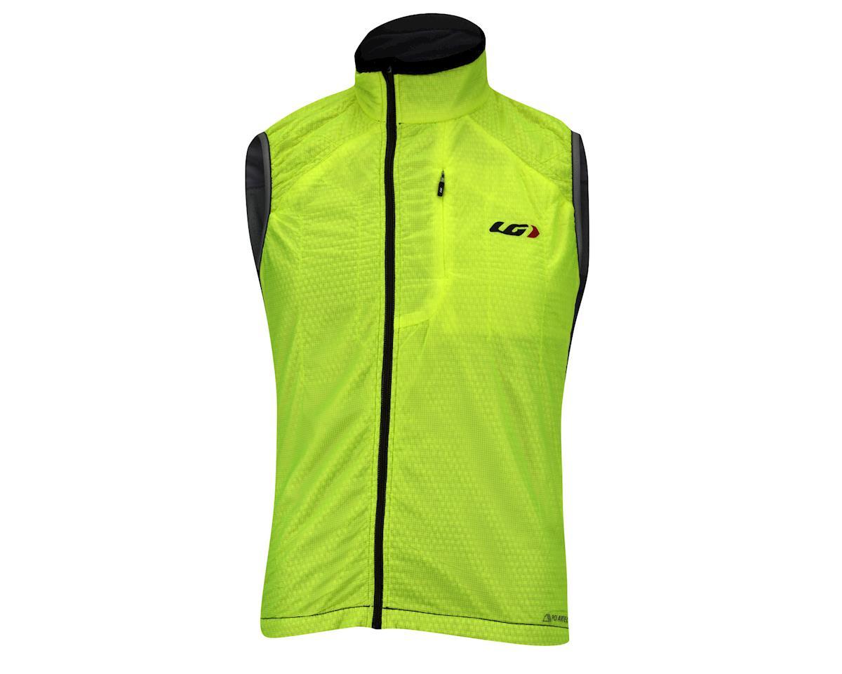 Louis Garneau Alpha Cycling Vest (Bright Yellow) (L)