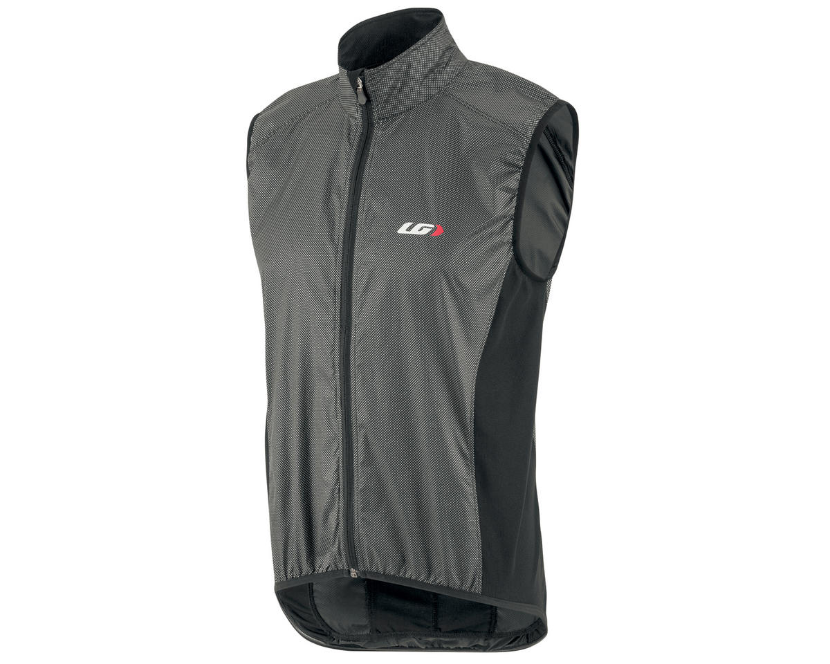 Louis Garneau Blink RTR Cycling Vest (Black) (XL)