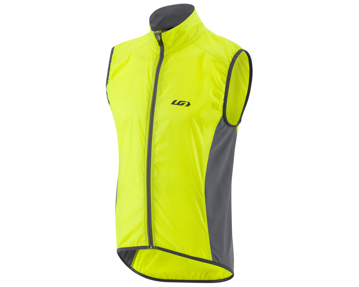 Louis Garneau Blink RTR Cycling Vest (Bright Yellow) (M)