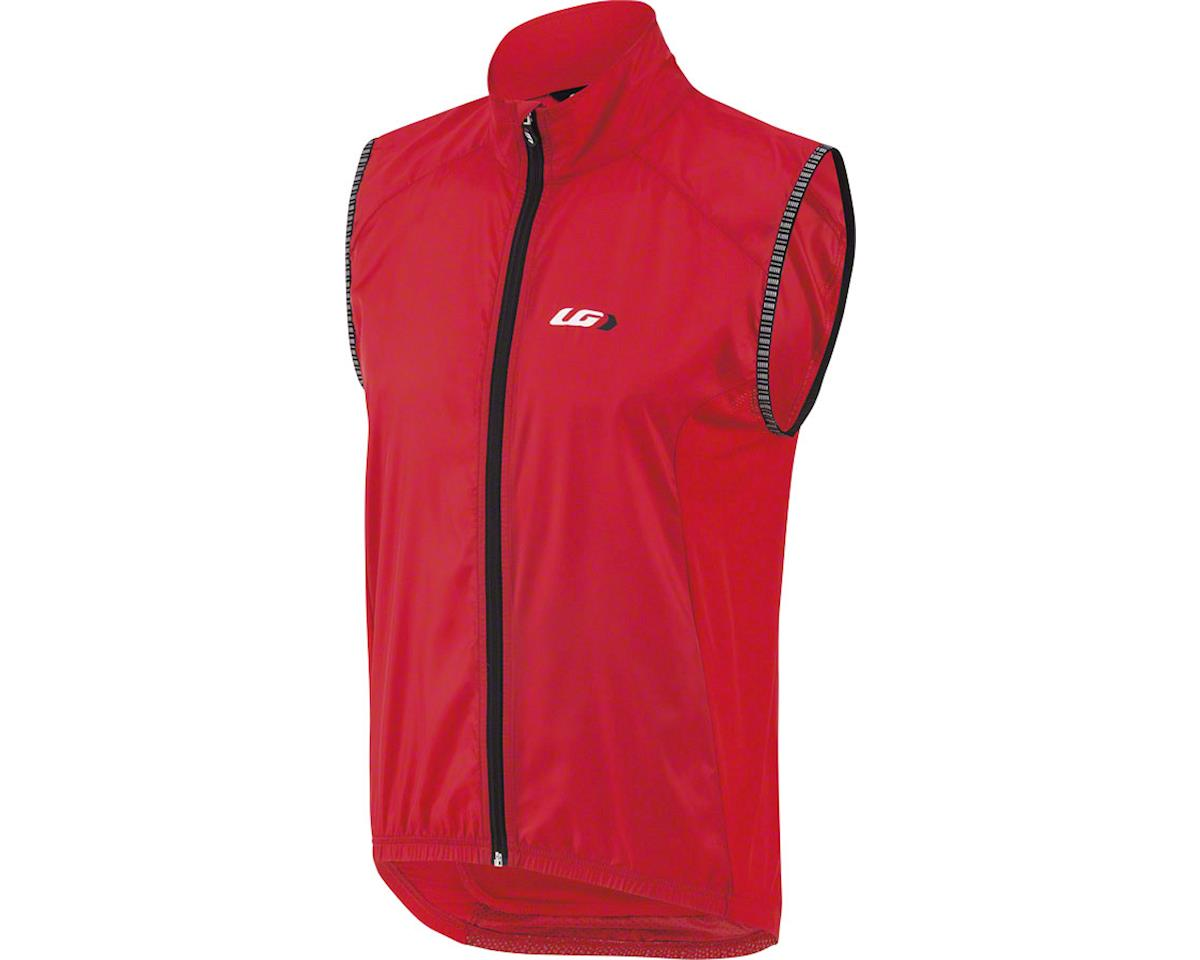 Louis Garneau Nova 2 Cycling Vest (Ginger Red) (M)