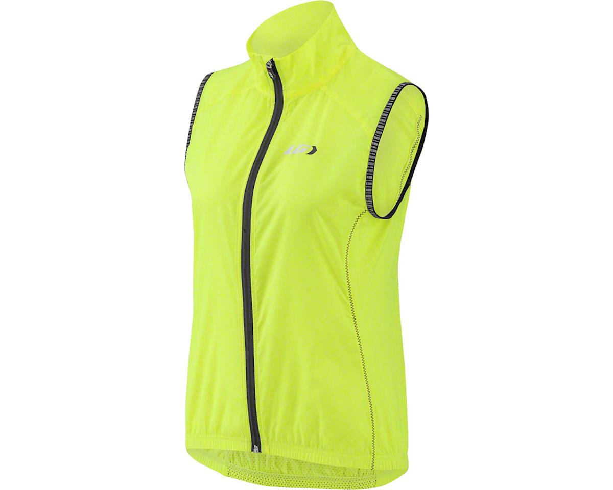 Louis Garneau Womne's Nova 2 Cycling Vest (Bright Yellow)