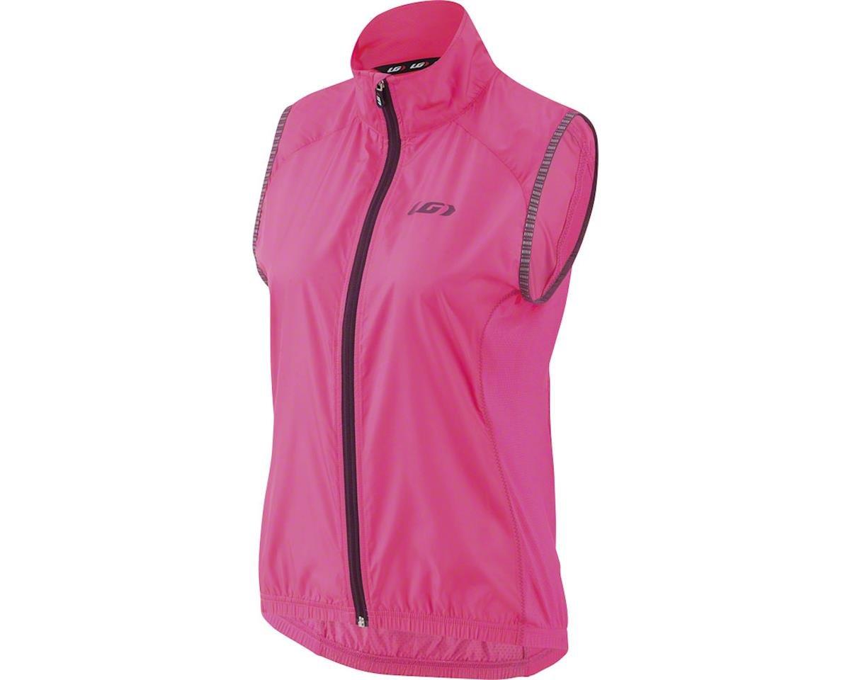 Louis Garneau Womne's Nova 2 Cycling Vest (Pink Glow) (L)