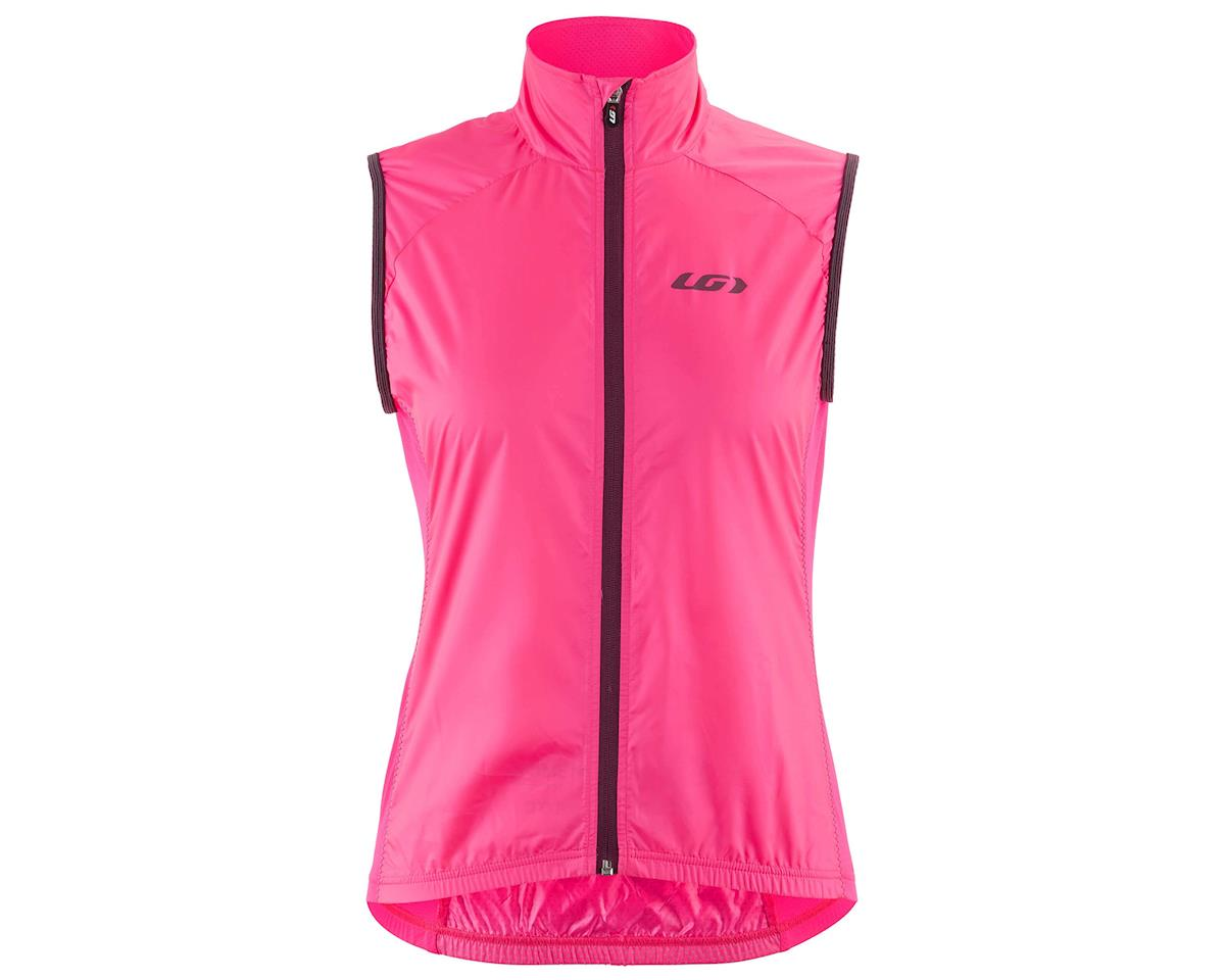 Louis Garneau Women's Nova 2 Cycling Vest (Pink Glow) (XS)