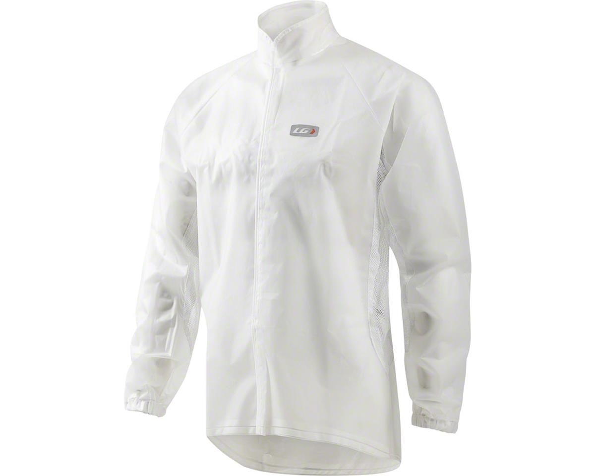 Louis Garneau Clean Imper Cycling Jacket (Clear) (XS)