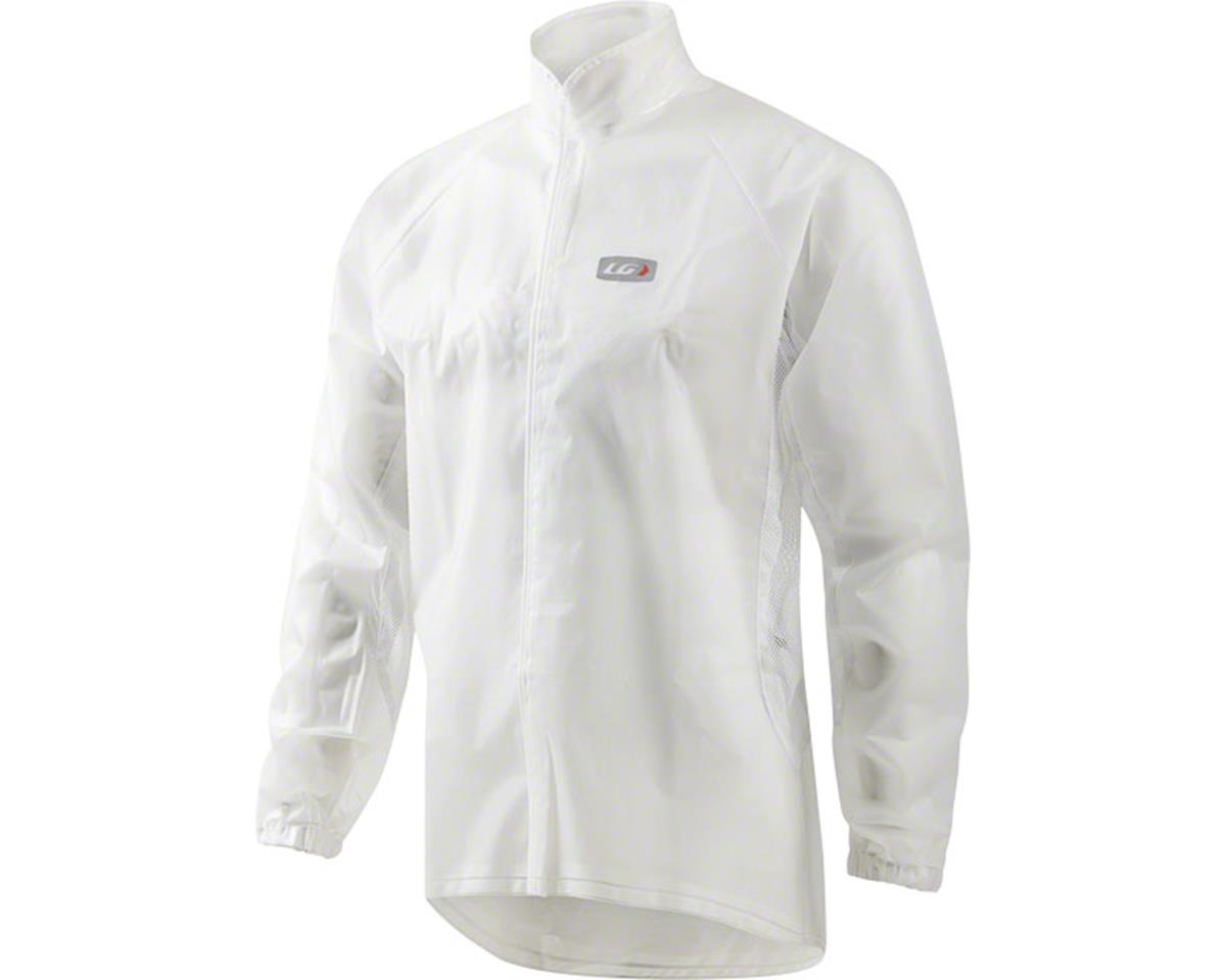 Louis Garneau Clean Imper Cycling Jacket (Clear) (2XS)
