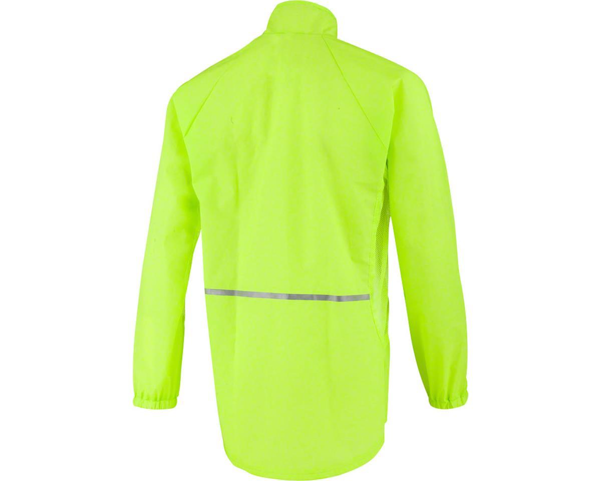 Louis Garneau Clean Imper Cycling Jacket (Yellow)