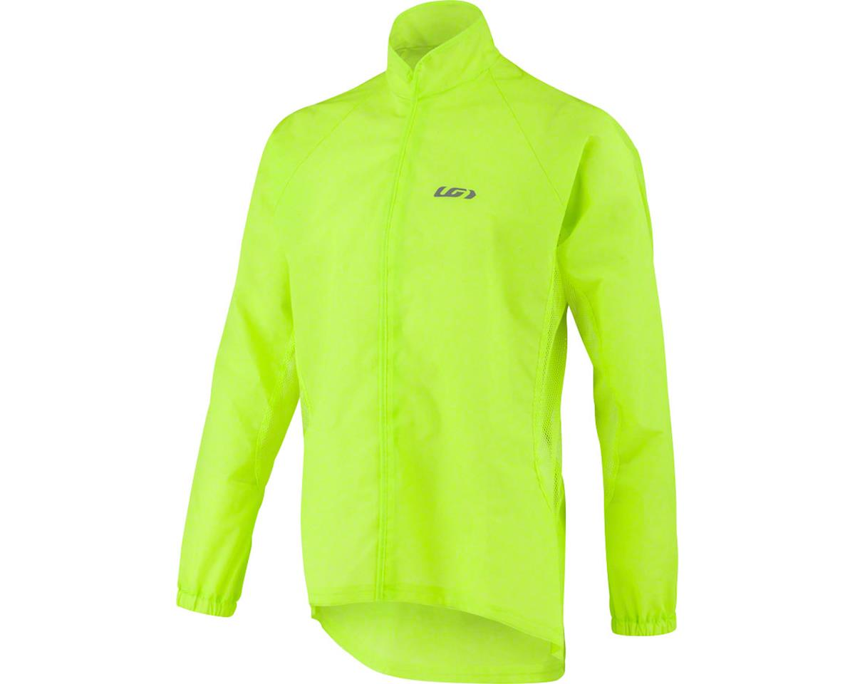Louis Garneau Clean Imper Cycling Jacket (Yellow) (XS)