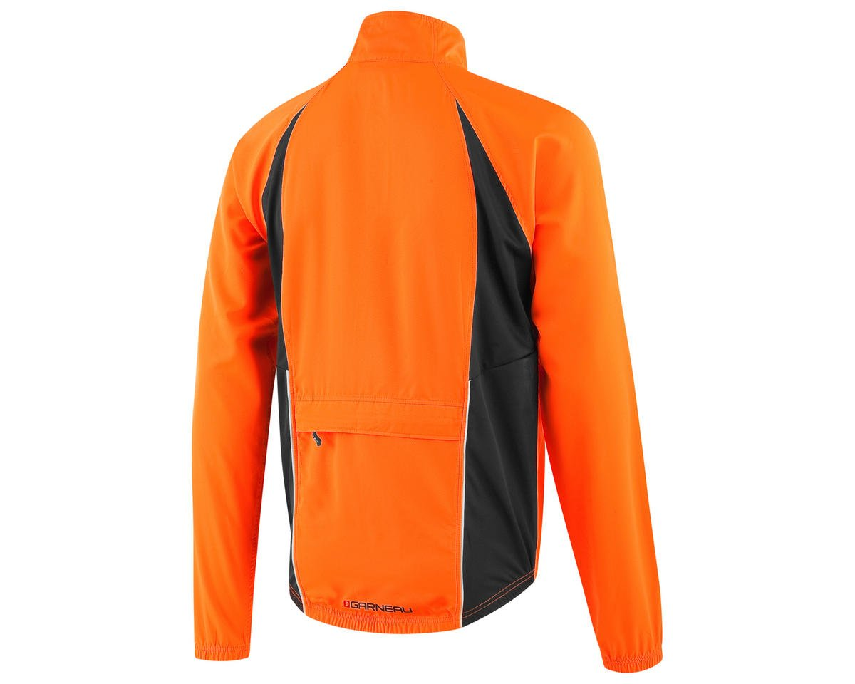 Louis Garneau Modesto 2 Bike Jacket (Fluorescent Orange)