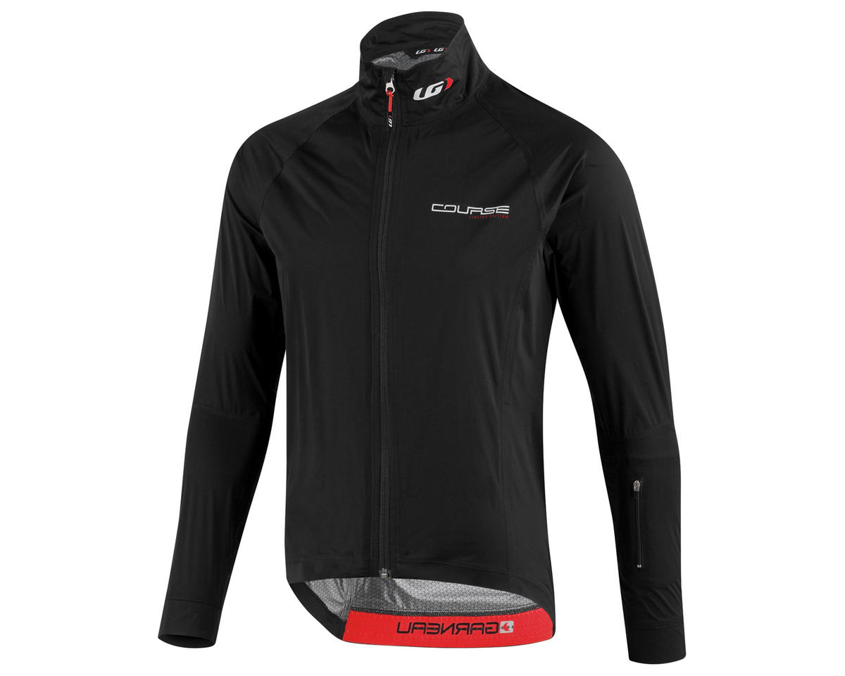 Louis Garneau Course Race Bike Jacket (Black)