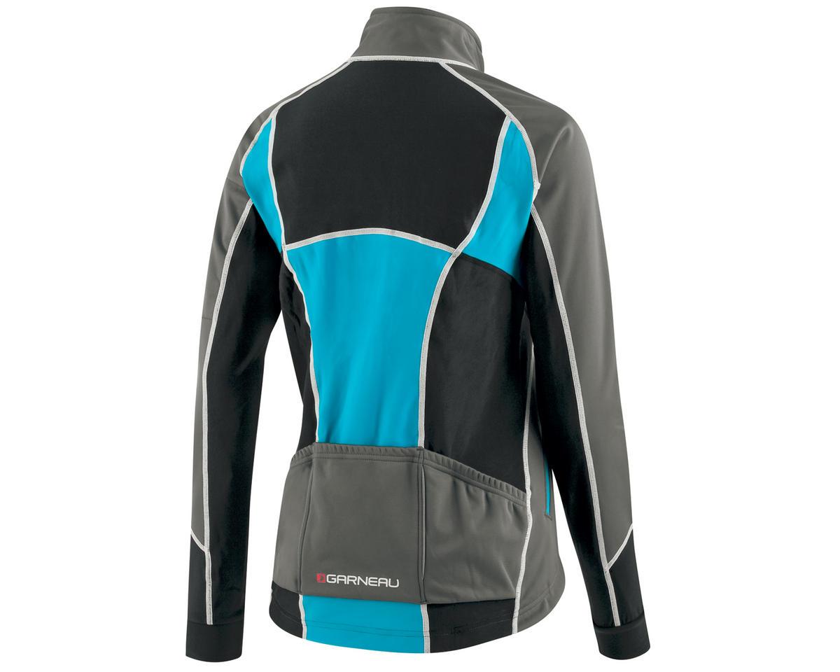 Louis Garneau Enerblock Women's Bike Jacket 2 (Gray/Black) (S)