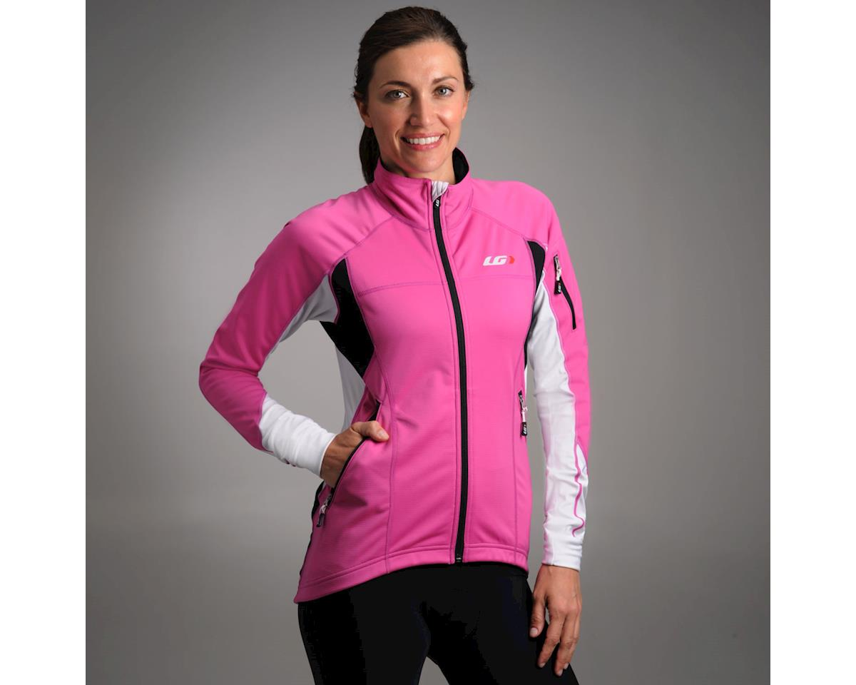 Louis Garneau Women's Enerblock Cycling Jacket (Pink) (Xxlarge)