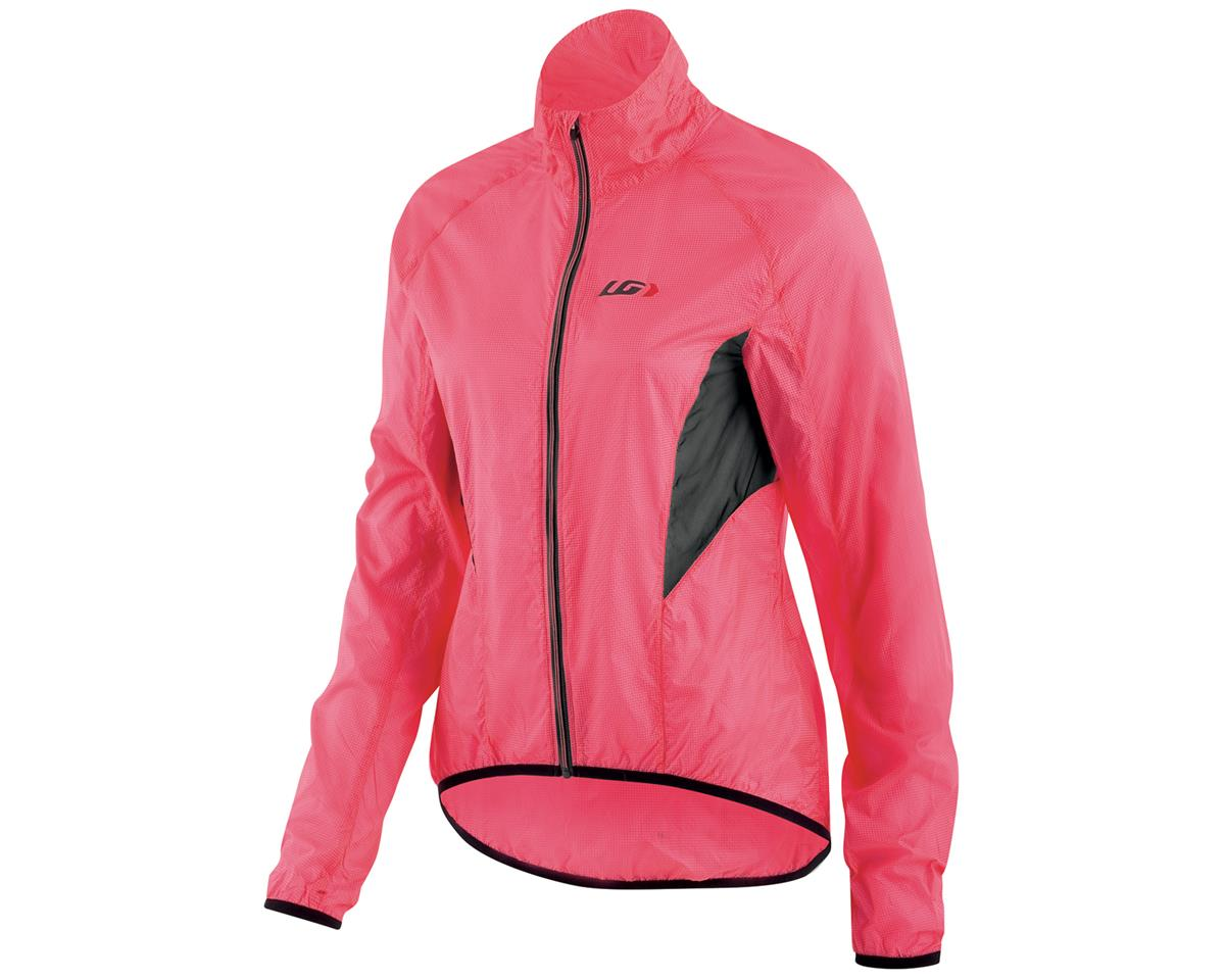 Louis Garneau X-Lite Women's Bike Jacket (Pink) (L)
