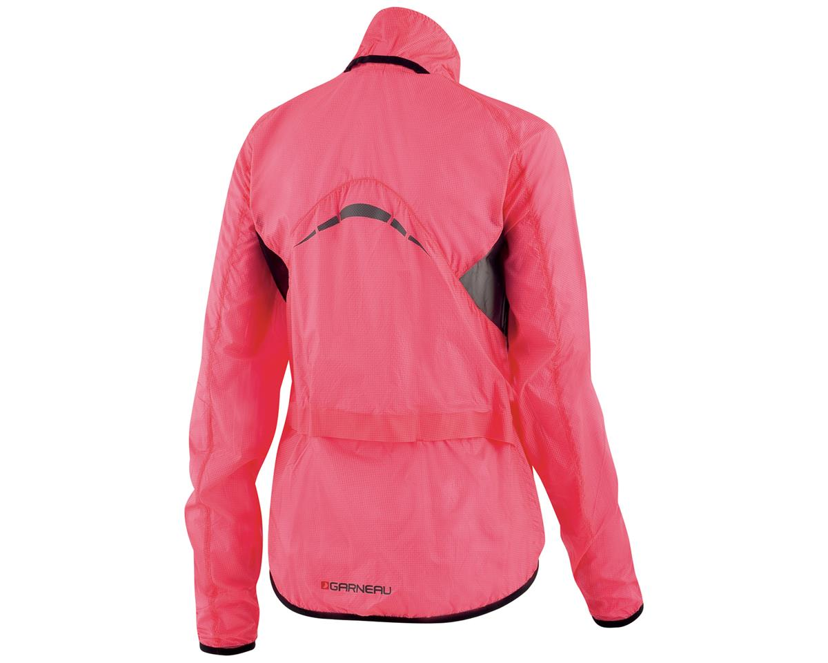 Louis Garneau X-Lite Women's Bike Jacket (Pink) (S)