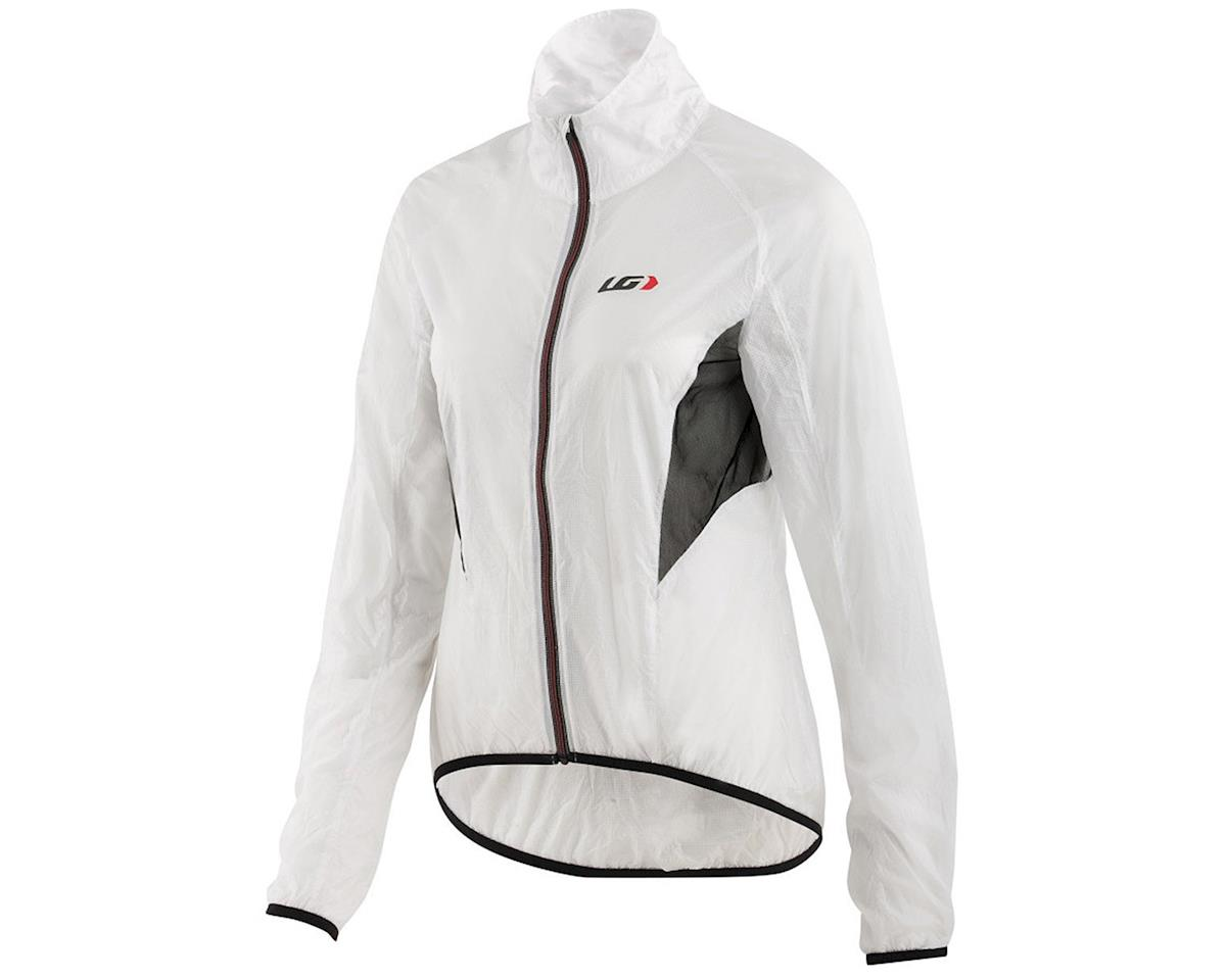 Louis Garneau X-Lite Women's Bike Jacket (White/Black)