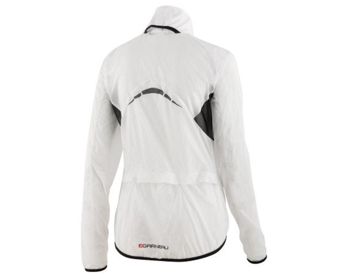 Louis Garneau X-Lite Women's Bike Jacket (White/Black) (S)