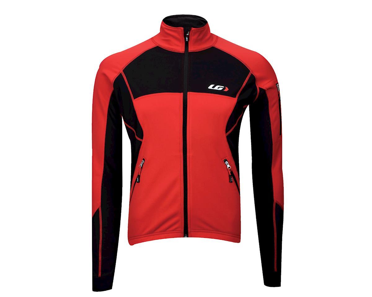 Louis Garneau Enerblock 2 Jacket (Red/Black)