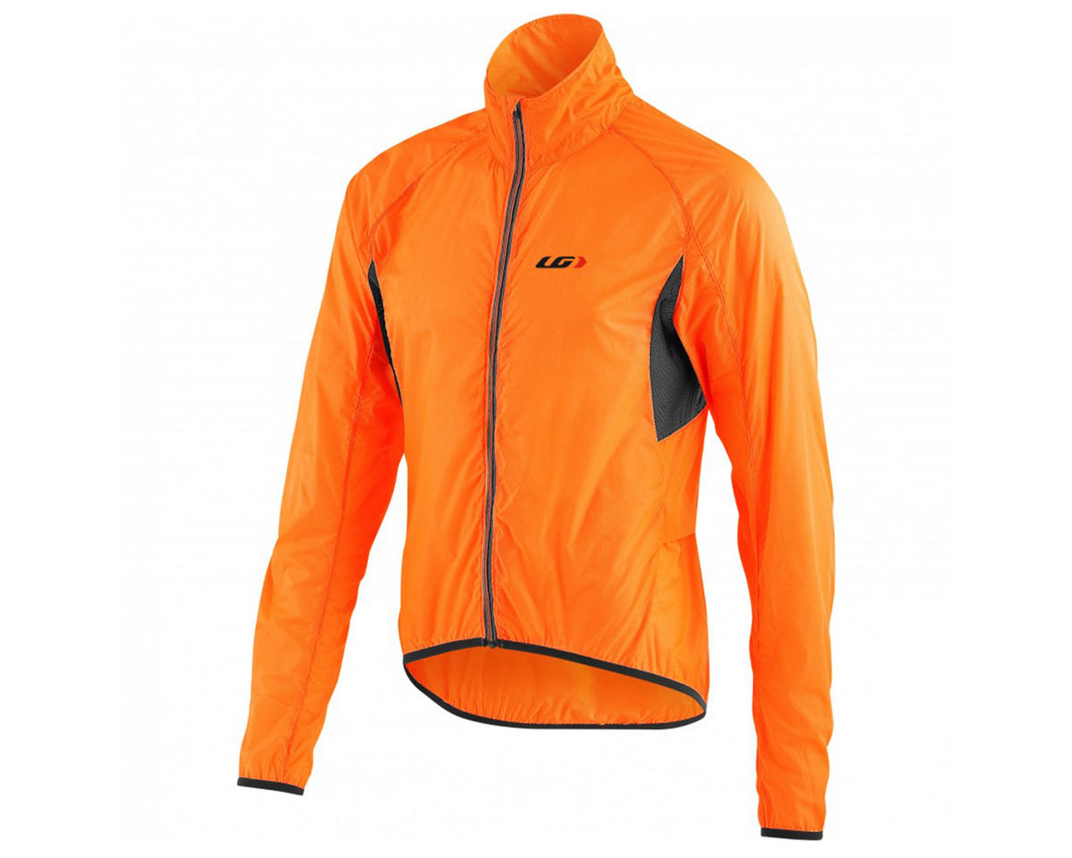 Louis Garneau X-Lite Women's Bike Jacket (Orange) (L)