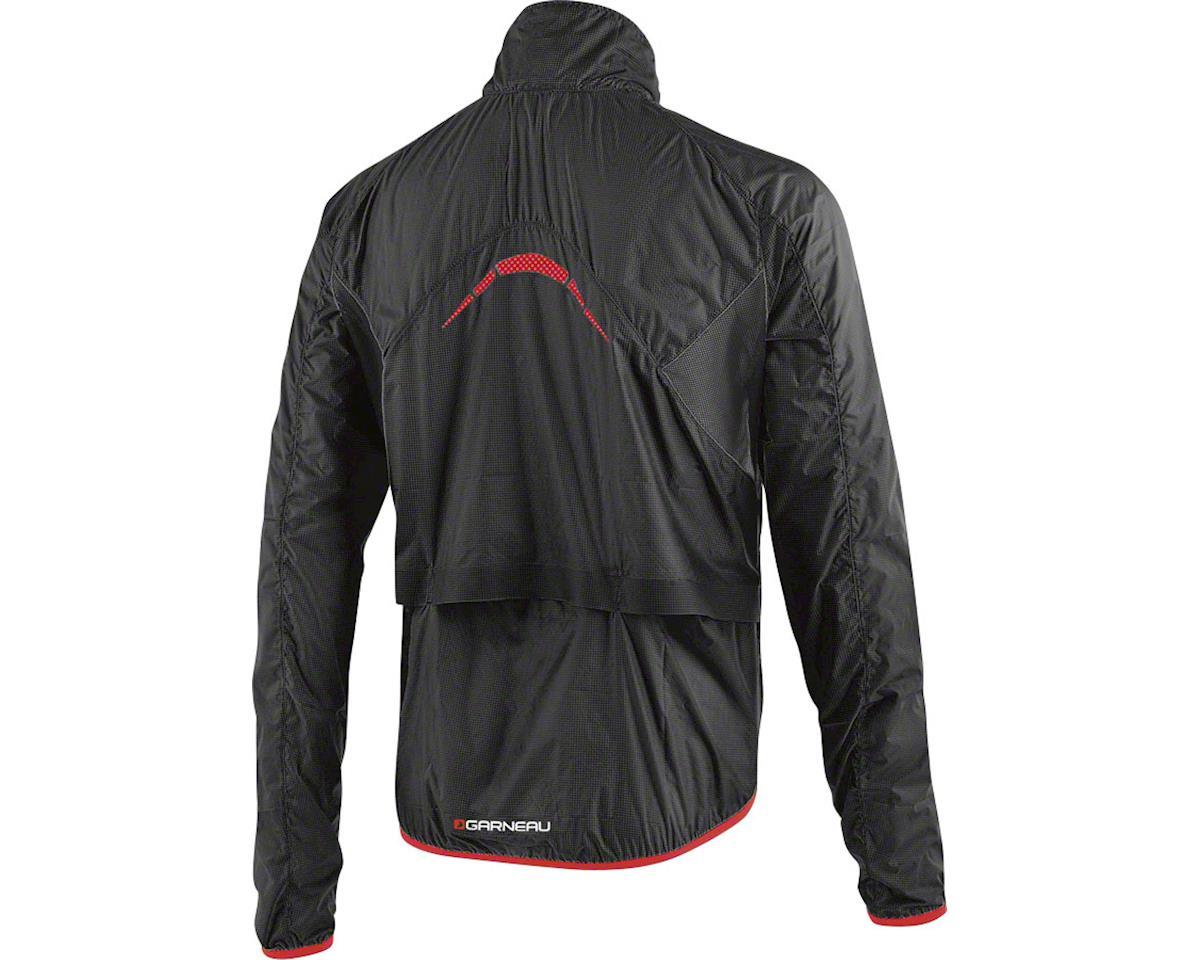 Louis Garneau X-Lite Jacket (Black/Red) (XL)