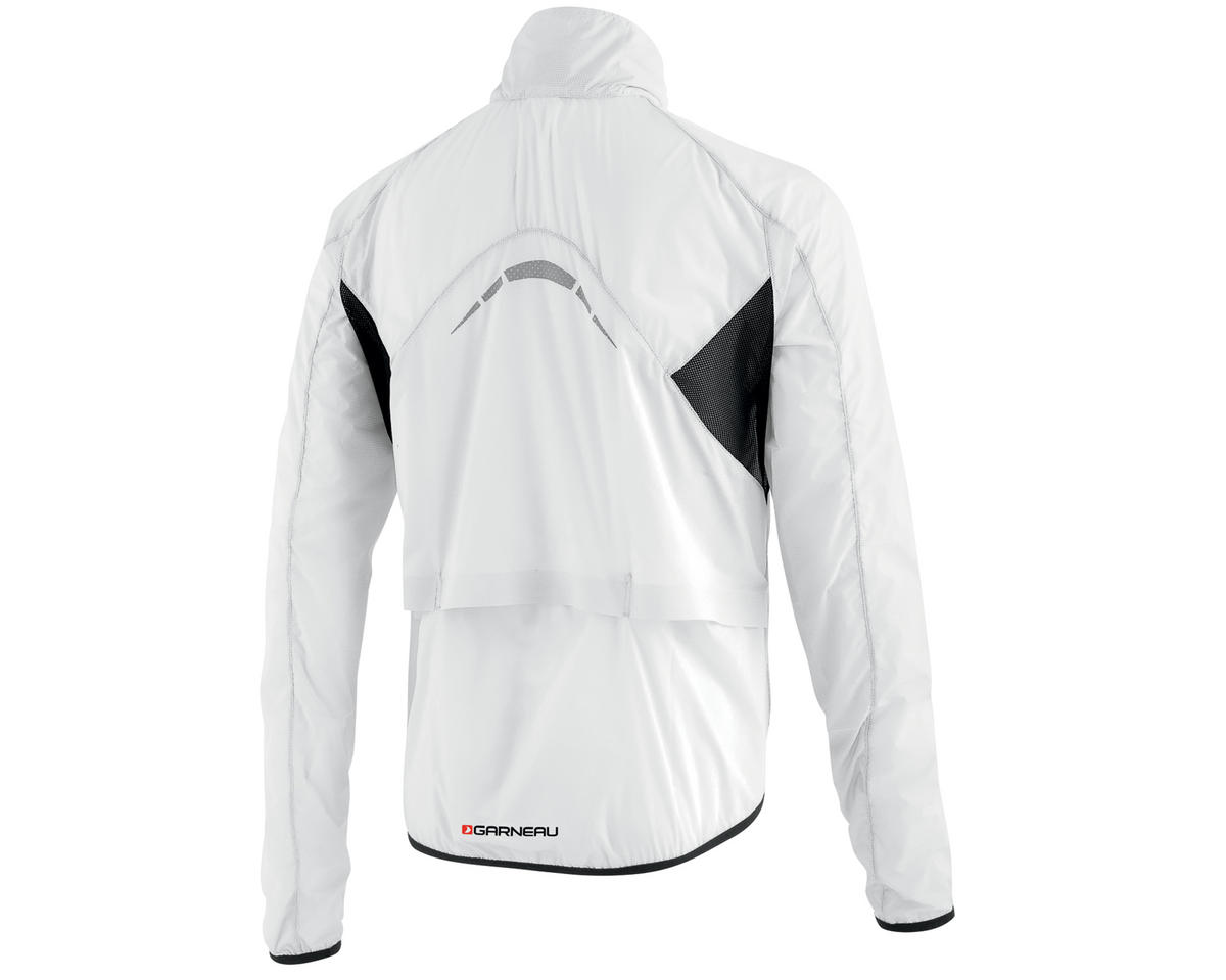 Louis Garneau X-Lite Bike Jacket (White/Black)