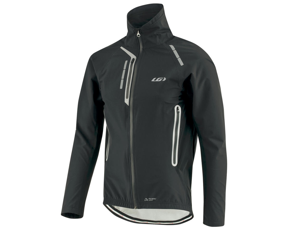 Louis Garneau Neoshell Bike Jacket (Black) (2XL)