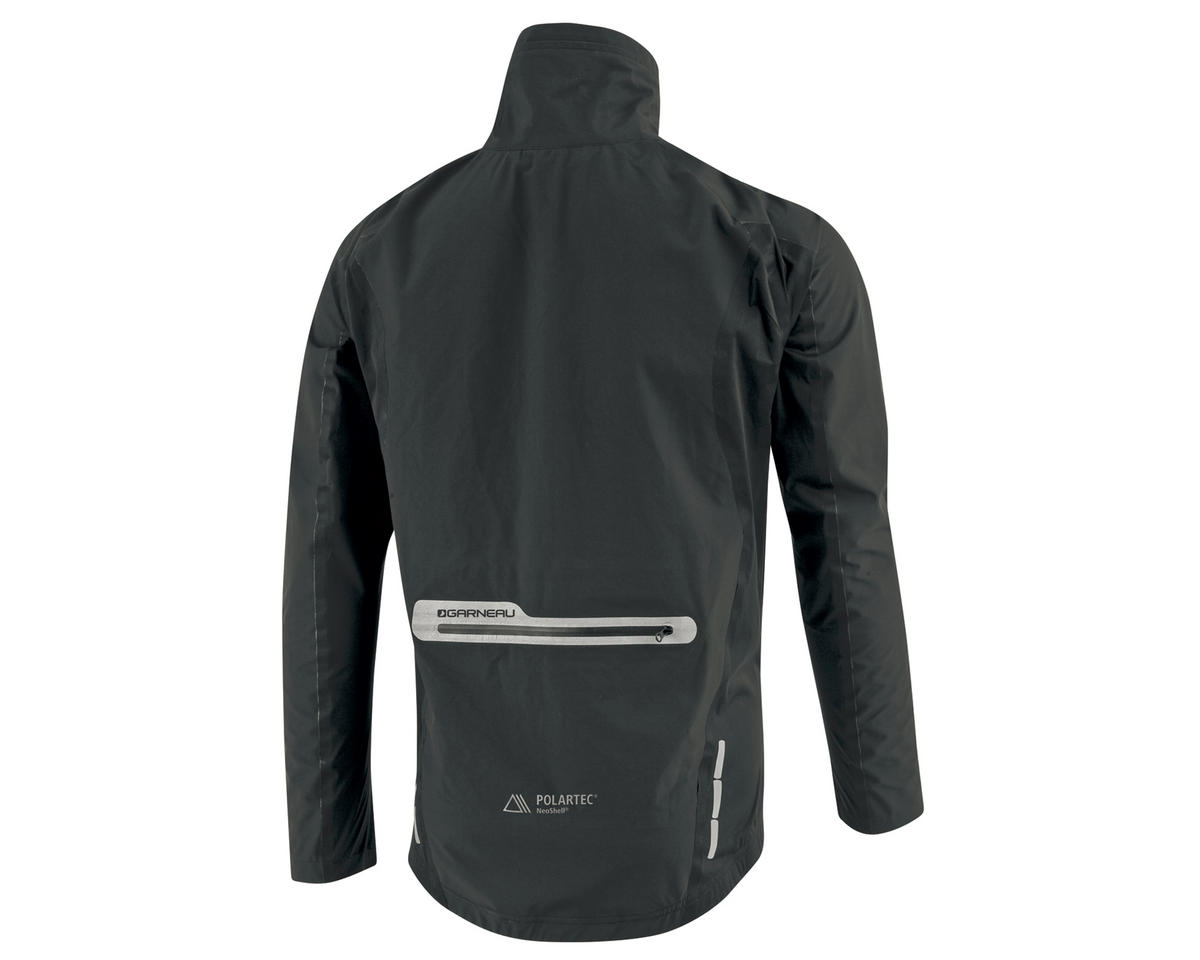 Louis Garneau Neoshell Bike Jacket (Black)