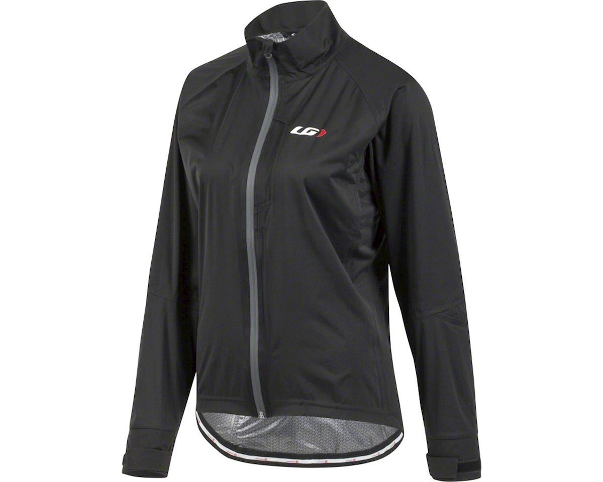Louis Garneau Women's Commit Waterproof Jacket (Black) (L)