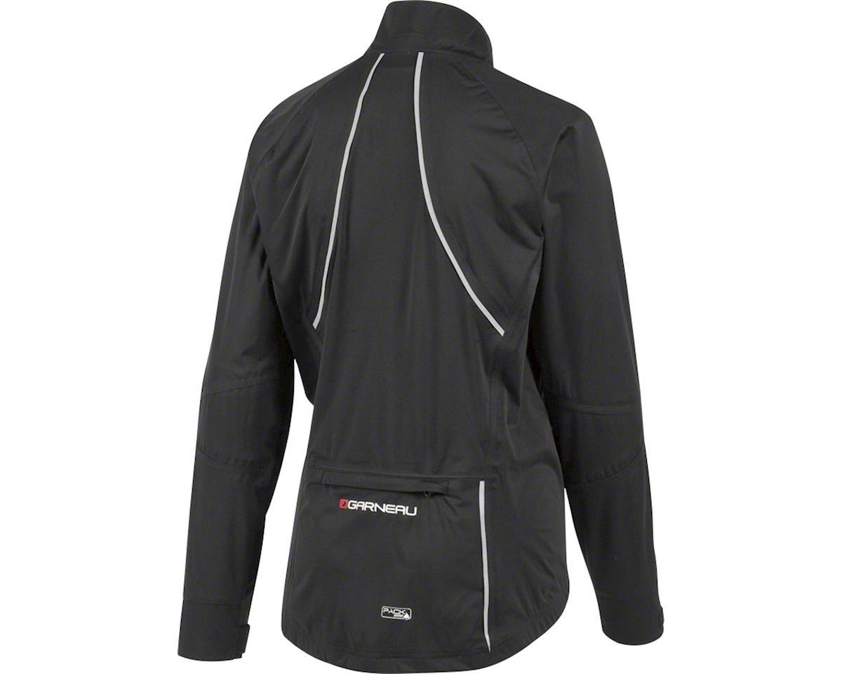 Louis Garneau Women's Commit Waterproof Jacket (Black) (XL)
