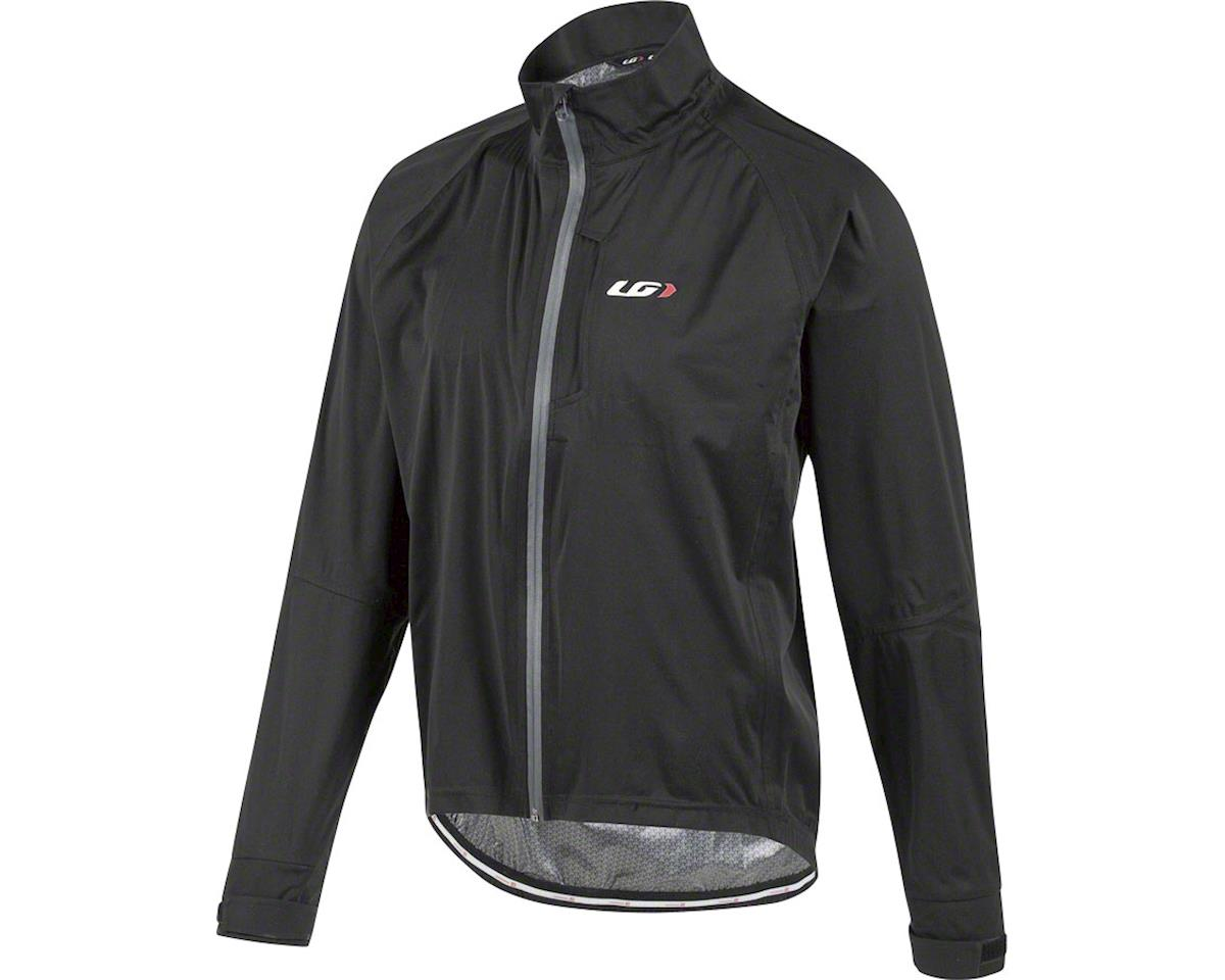Louis Garneau Commit Waterproof Jacket (Black) (L)