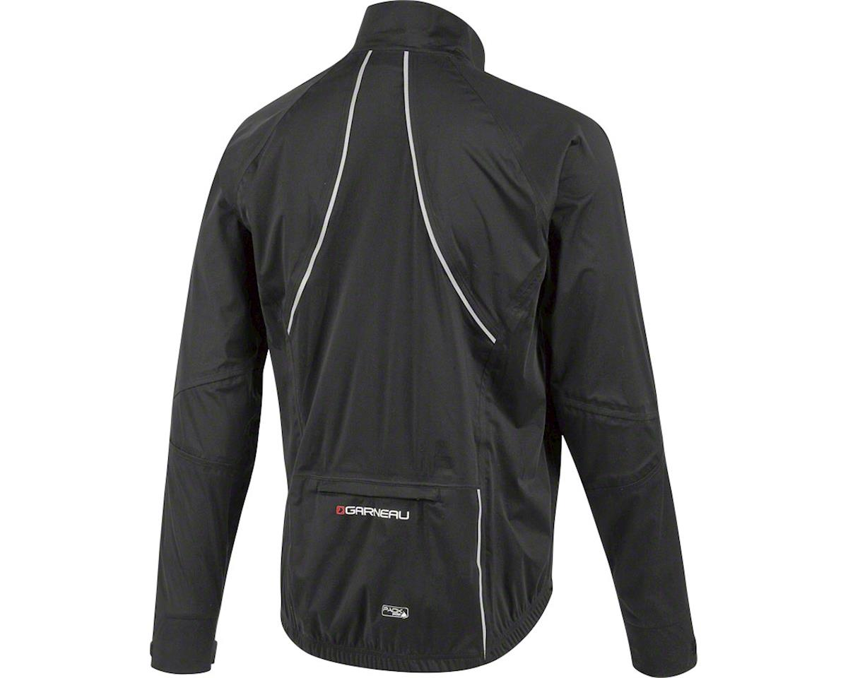 Louis Garneau Commit Waterproof Jacket (Black) (M)