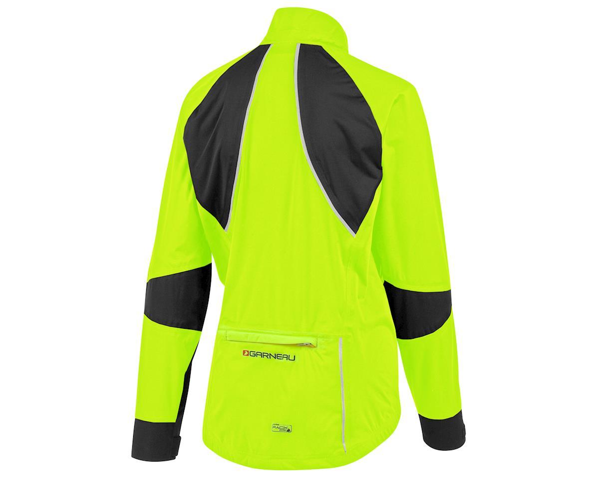 Louis Garneau Commit Waterproof Jacket (Bright Yellow) (L)