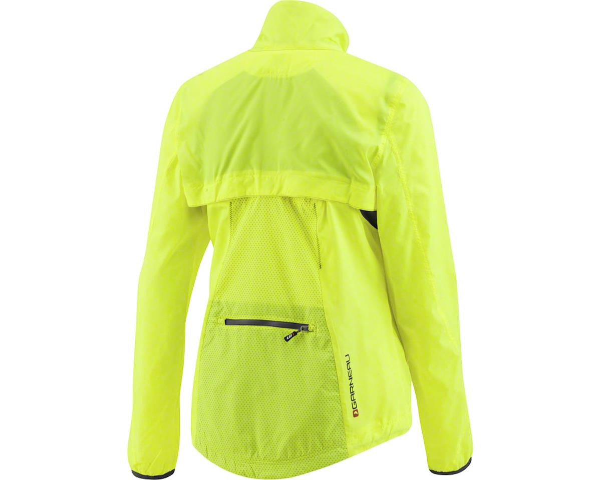 Louis Garneau Women's Cabriolet Jacket (Bright Yellow)