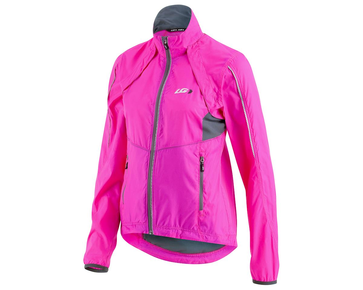 Louis Garneau Cabriolet Women's Bike Jacket (Pink Glow)